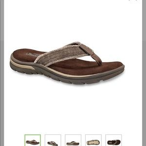 Sketchers Relaxed Fit Bosnia Men's Sandals